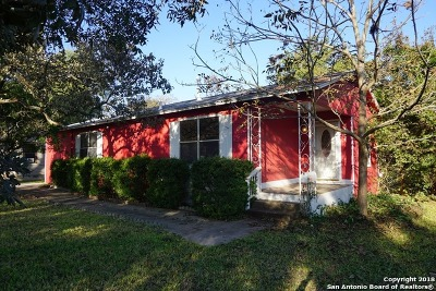 Schertz Single Family Home For Sale: 407 Mitchell Ave