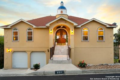 San Antonio Single Family Home For Sale: 6511 Buffalo Hills