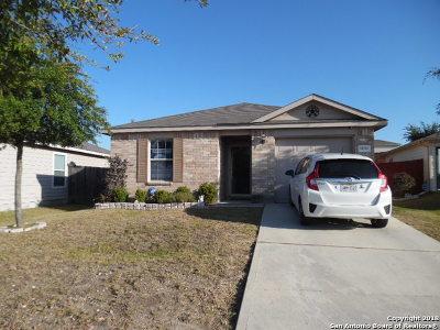San Antonio Single Family Home New: 11111 Pecan Canyon
