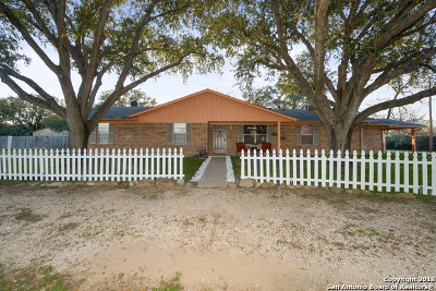 Pleasanton Single Family Home For Sale: 123 Crestline Dr