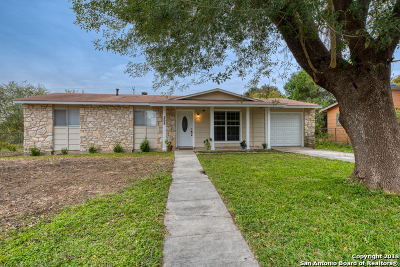 Universal City Single Family Home Active Option: 258 Flintstone Ln