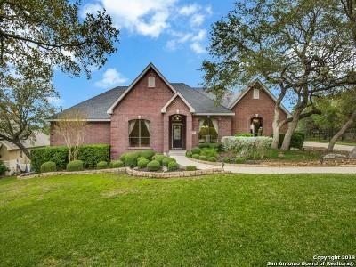 Single Family Home Active Option: 25111 Player Oaks
