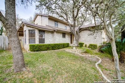 Single Family Home For Sale: 8815 Rustling Branches