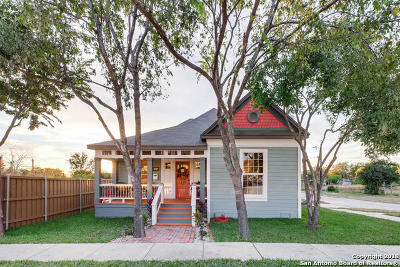 Single Family Home For Sale: 331 Olive St