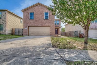 San Antonio Single Family Home New: 6346 Wild Flower Way