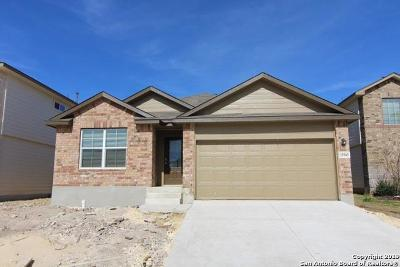 San Antonio TX Single Family Home New: $220,500