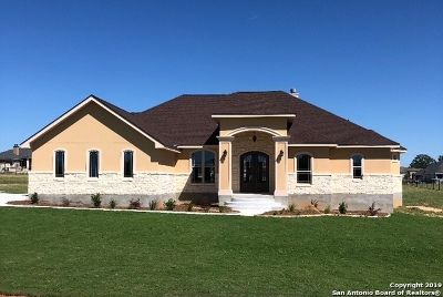 La Vernia TX Single Family Home New: $435,000