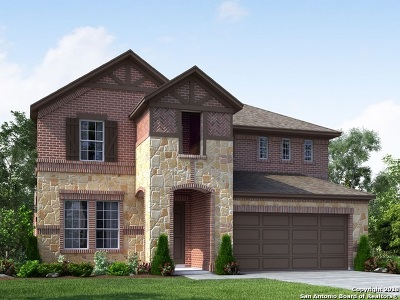 San Antonio TX Single Family Home New: $393,008