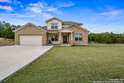 Bulverde Single Family Home For Sale: 30777 Smithson Valley Rd