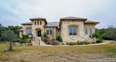 New Braunfels Single Family Home For Sale: 2202 Appellation