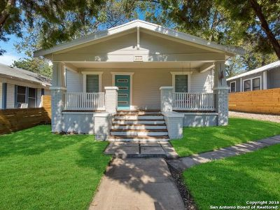 Single Family Home For Sale: 333 University Ave