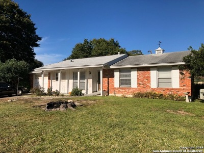 Kirby Single Family Home For Sale: 5259 Crown Ln