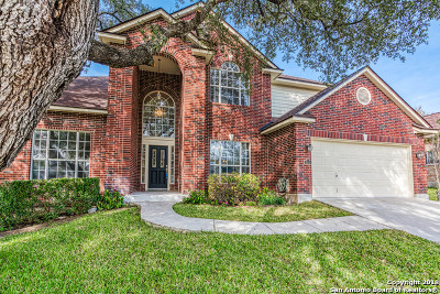 The Vineyard Single Family Home For Sale: 18126 Brookwood Forest