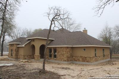 Wilson County Single Family Home For Sale: 285 Cibolo Ridge Dr.