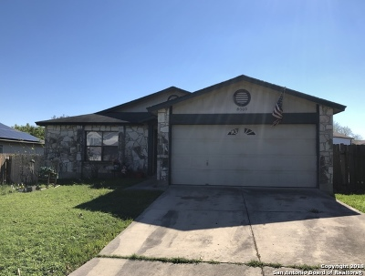 Single Family Home For Sale: 8060 Coral Meadow Dr