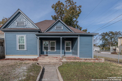 San Antonio Single Family Home Active Option: 1503 W Salinas St