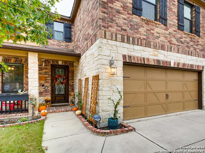 Bexar County Single Family Home For Sale: 13226 Frogs Leap