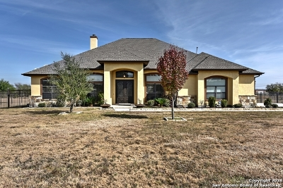 Schertz Single Family Home Active Option: 7124 Nottingshire