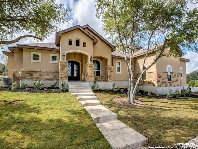 Single Family Home For Sale: 26007 Apache Creek Rd