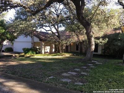 San Antonio Single Family Home For Sale: 2026 Pinetree Ln