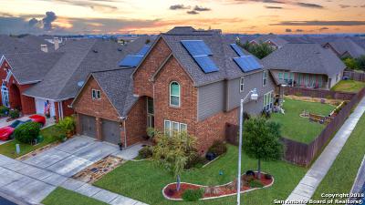 Seguin Single Family Home Price Change: 2969 Prairie Bluff