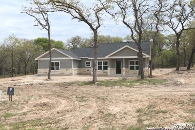 Wilson County Single Family Home For Sale: 165 Cibolo Ridge Drive