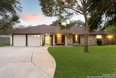 San Antonio TX Single Family Home Back on Market: $200,000