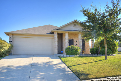 Cibolo Single Family Home Active Option: 701 Eagles Glen