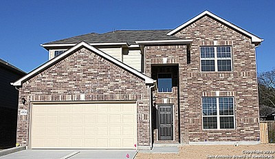 Guadalupe County Single Family Home For Sale: 4904 Eagle Valley St