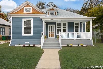 Single Family Home For Sale: 223 Carolina St