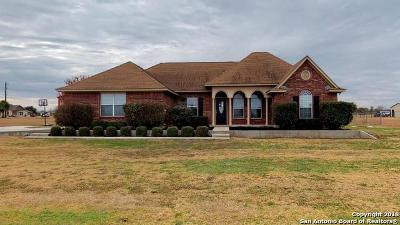 Guadalupe County Single Family Home For Sale: 104 Colette Ln