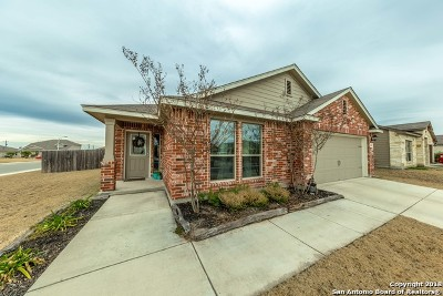New Braunfels Single Family Home Active Option: 2625 Lonesome Creek Trail