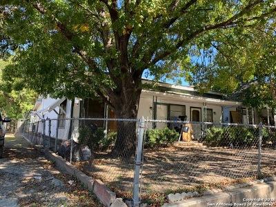San Antonio Multi Family Home Back on Market: 139 Surrey Ave