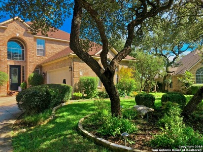 San Antonio Single Family Home For Sale: 204 Majestic Grove