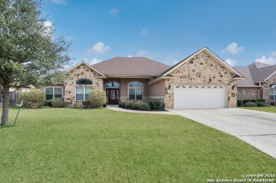 Guadalupe County Single Family Home For Sale: 1231 Windy Dawn