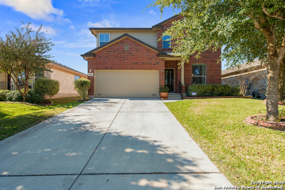 Schertz Single Family Home For Sale: 545 Celtic Ash Run