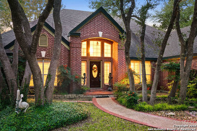 San Marcos Single Family Home Back on Market: 611 Willow Creek Circle