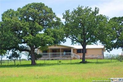 Guadalupe County Farm & Ranch For Sale: 7310 Fm 466