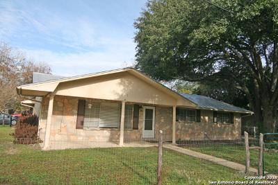 Castroville Single Family Home Active Option: 415 Houston St