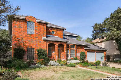 Stone Oak Single Family Home Active Option: 17911 Summer Knoll Dr
