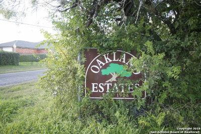San Antonio Residential Lots & Land Back on Market: 5679 Encino Park Rd