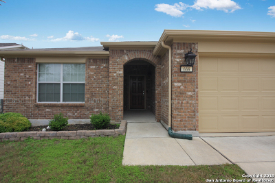 Schertz Single Family Home Active Option: 668 Planters Pass