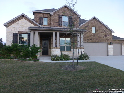 Bulverde Single Family Home For Sale: 3838 Lariat Way