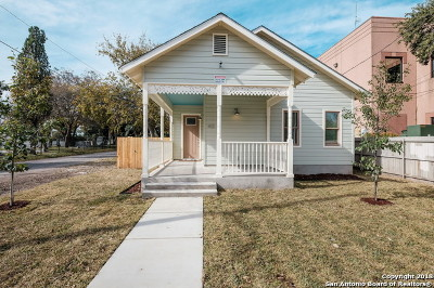 Single Family Home For Sale: 403 Palmetto St