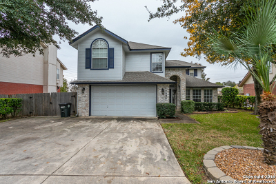Converse Single Family Home Active Option: 7006 Misty Ridge Dr