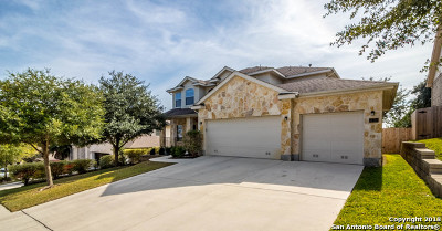 Alamo Ranch Single Family Home For Sale: 12346 Corsicana Mill