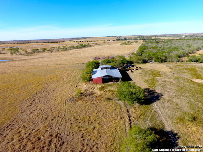 Kenedy TX Farm & Ranch For Sale: $485,184