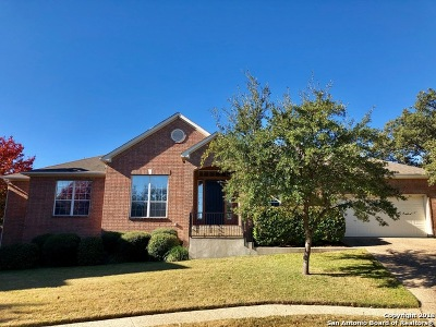 Stone Oak Single Family Home For Sale: 1302 Cougar Run