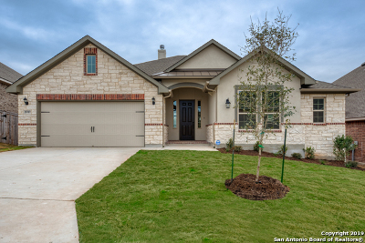 Fair Oaks Ranch Single Family Home Back on Market: 28707 Stevenson Gate