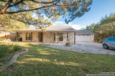 Timberwood Park Single Family Home Active Option: 1126 Midnight Dr